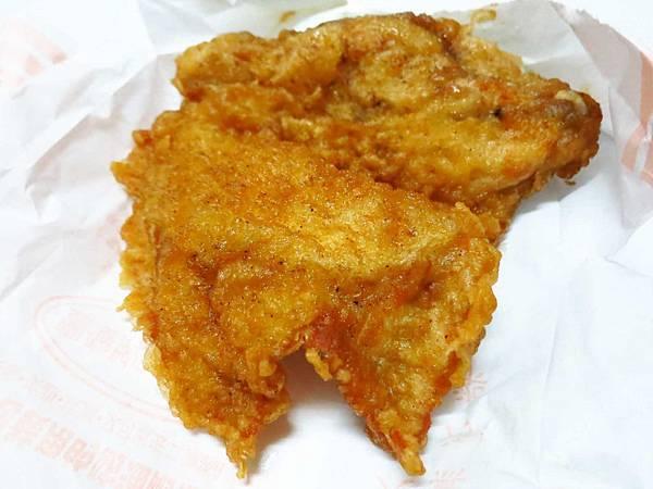 【新莊美食】福壽街炸雞-30元雞排40元雞塊