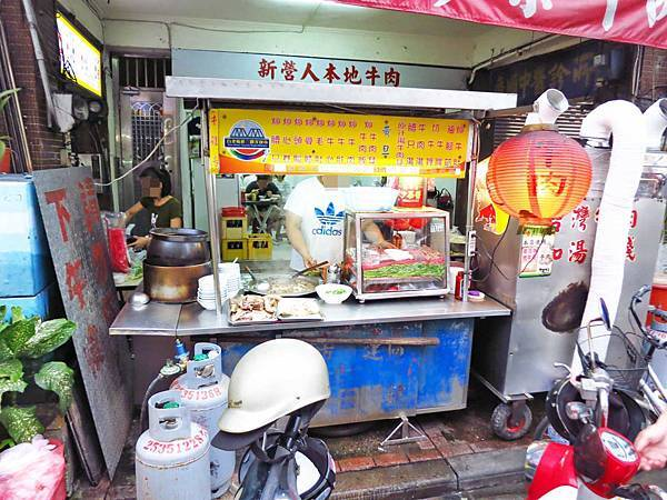 【台北美食】新營人牛肉-平價版的台灣牛肉美食