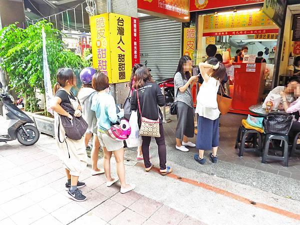 【台北美食】脆皮鮮奶甜甜圈-台灣創新口味甜甜圈