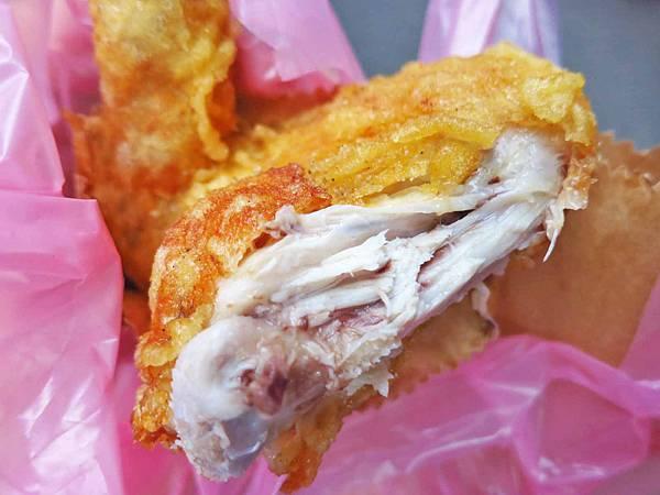 【板橋美食】福德街炸雞-超人氣排隊炸雞店