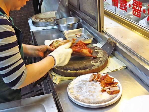 【新莊美食】真好味烤鴨-二十幾年的烤鴨老店
