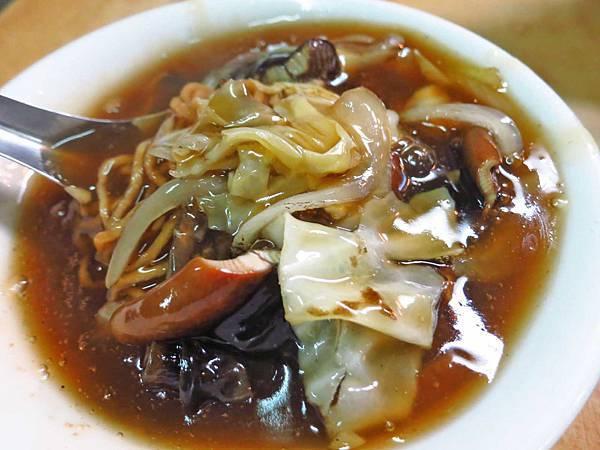 【台南美食】黃記鱔魚意麵-帶有厚度超美味鱔魚麵