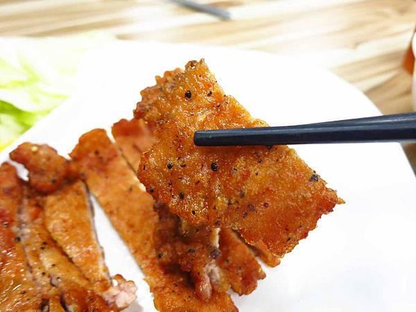 【台北美食】得意排骨大王-超美味紅油抄手