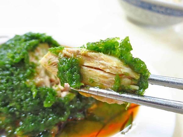 【台北美食】小龍飲食-超強威力的怪味雞