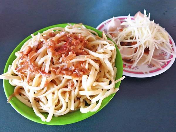 【彰化美食】建宏拉仔麵-古早味銅板美食