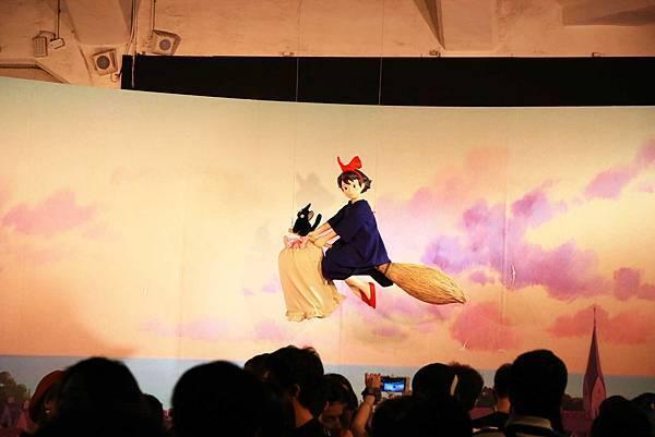 【台北展覽】吉卜力的動畫世界-龍貓特展、華山文創園區