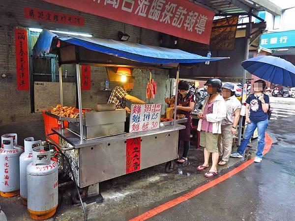 【板橋美食】阿元的炸雞-25元雞排30元雞腿