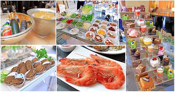 【台北餐廳】六福皇宮elite cafe-自助式早午餐吃到飽