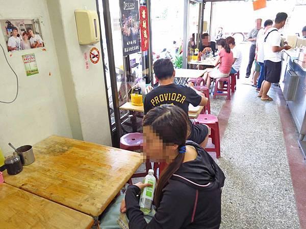 【花蓮美食】錢記早餐店-人潮爆多的早餐店