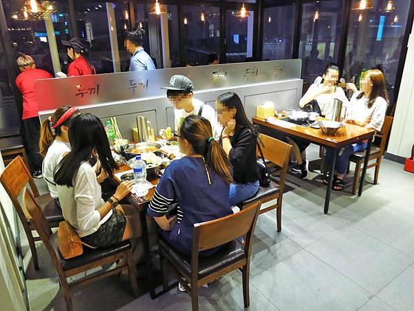 【台北餐廳】兩餐韓國年糕火鍋-韓式火鍋吃到飽