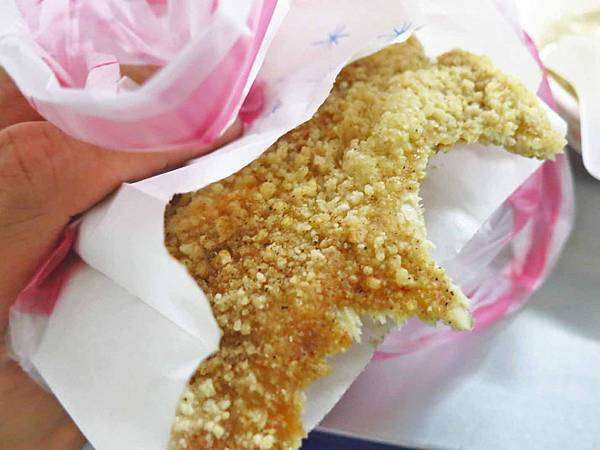 【台北美食】雞家莊現炸香雞排-社子市場古早味雞排