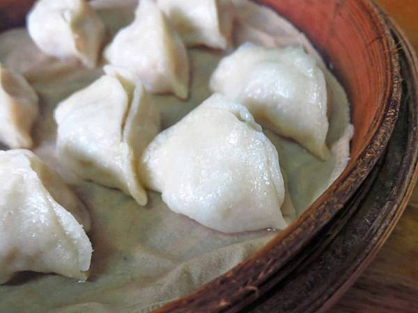 【台北美食】社子市場蒸餃-現桿現包現蒸的蒸餃