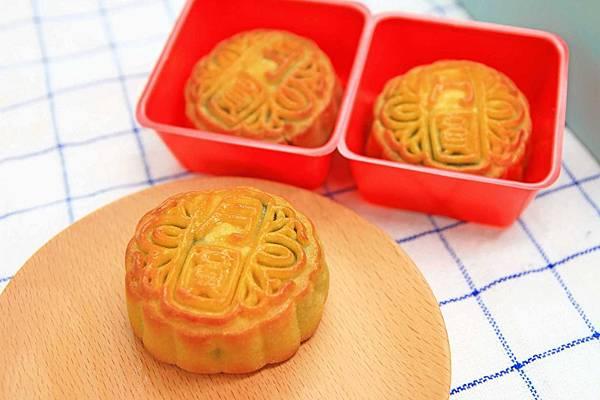 【台中蛋糕甜點店】月之戀人-獨特美味的燒菓子