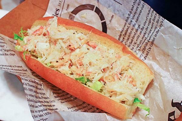 【台北美食】Le Kief 樂吉-1次吃整隻龍蝦的龍蝦三明治