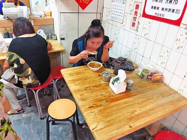 【台北萬華美食】陳記專業蚵仔麵線-超大顆飽滿的蚵仔
