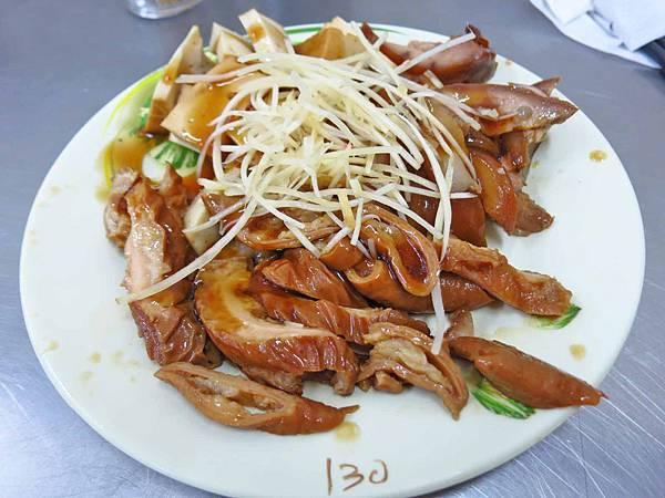 【中和美食】智光乾拌麵-絕對不能錯過的是滷味!