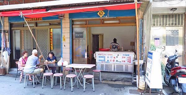 【新莊美食】傳統豆花店-從餐車賣到店面的老店