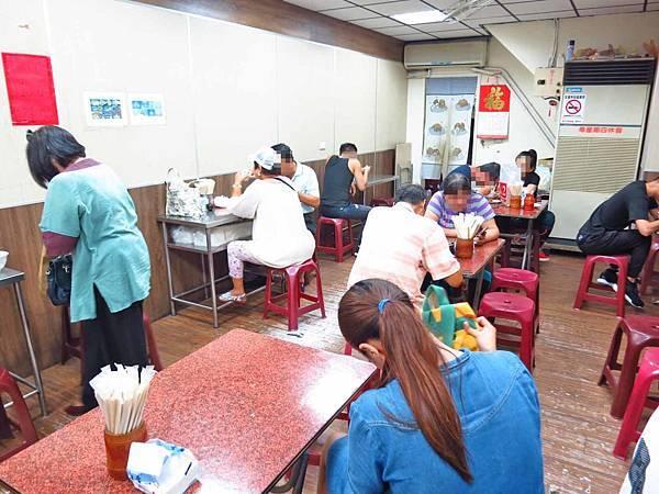 【新竹美食】楊家意麵-1份只要45元的蚵仔煎