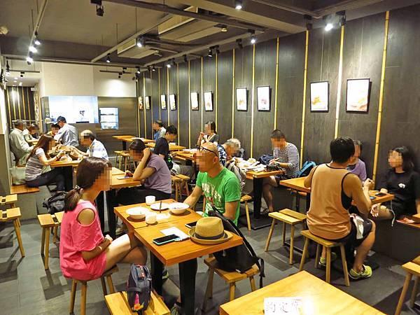 【台北冰店】雙連圓仔湯-只剩觀光客居多的1甲子老店