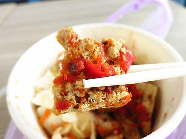 【桃園美食】老王臭豆腐-附近學生才知道的神秘美食