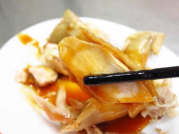 【蘆洲美食】沈記好吃土雞肉-軟嫩不乾柴的雞肉