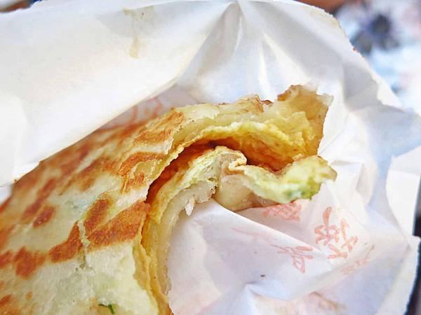 【蘆洲】長安街蔥油餅-傳統口味的蔥油餅
