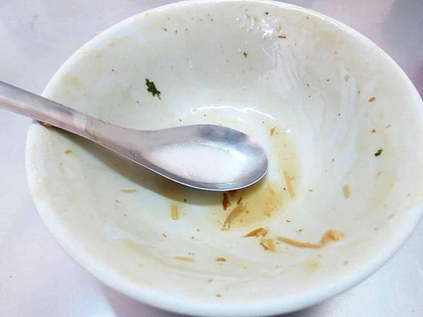 【台北美食】社子木根大腸手工麵線-在地人也喜歡的麵線店