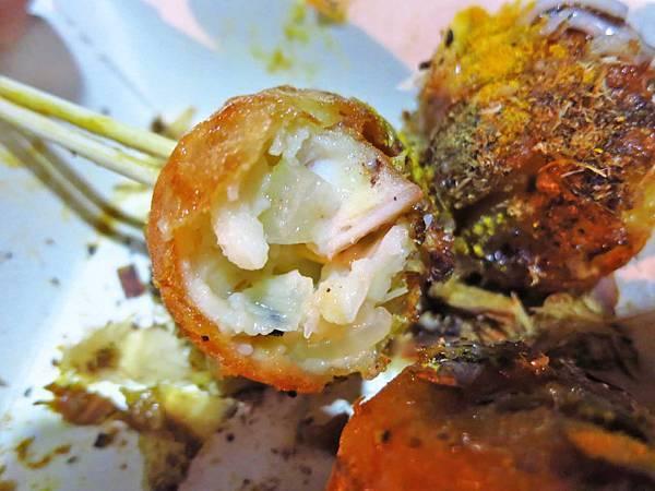 【蘆洲美食】ㄚ嬤の章魚燒-蘆洲夜市的人氣小吃