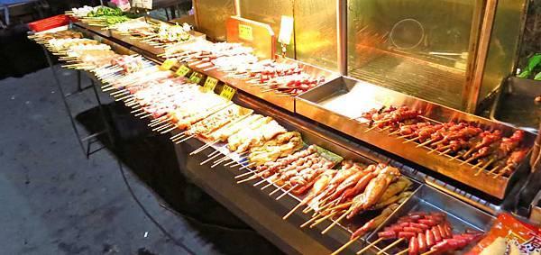 【新莊美食】方仔烤肉-1個禮拜只開二天的烤肉店
