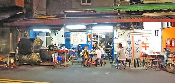【三重美食】躼腳羊肉店-45年的炒羊肉老店