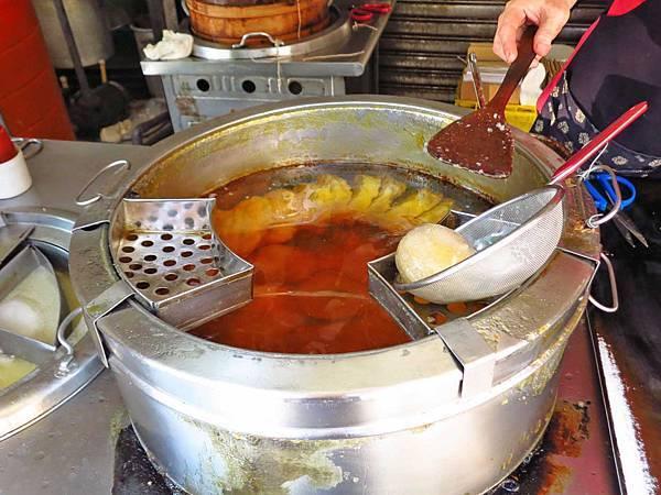 【台北美食】葉記小吃-沒有招牌的20年油粿老店