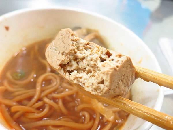 【台北美食】大吉祥香豆富-69元就能吃到麻辣鴨血臭豆腐