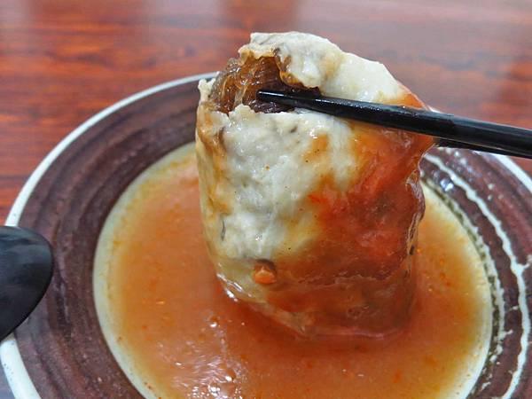 【蘆洲】楊媽媽小食堂-比淡水還要好吃的阿給