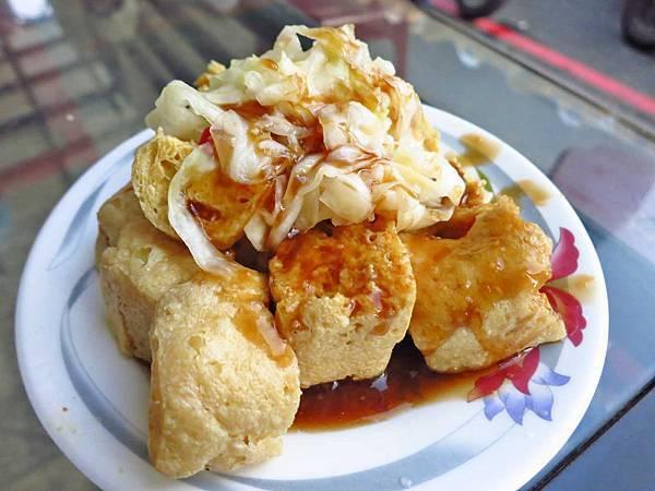 【高雄美食】愛嬌姨臭豆腐-賣不到四小時就賣光光的名店