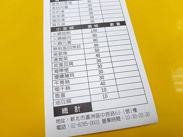 【蘆洲】嘉義邱家火鷄肉飯-油香香的火雞肉飯
