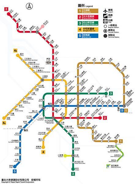 台北捷運推薦好吃美食小吃、餐廳、旅遊景點-懶人包