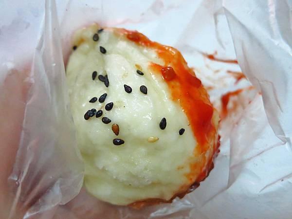 【新莊美食】包青天-爆漿水煎包