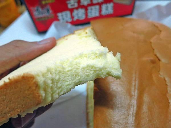 【蘆洲美食】古早味現烤蛋糕-無時無刻都在排隊的古早味美食
