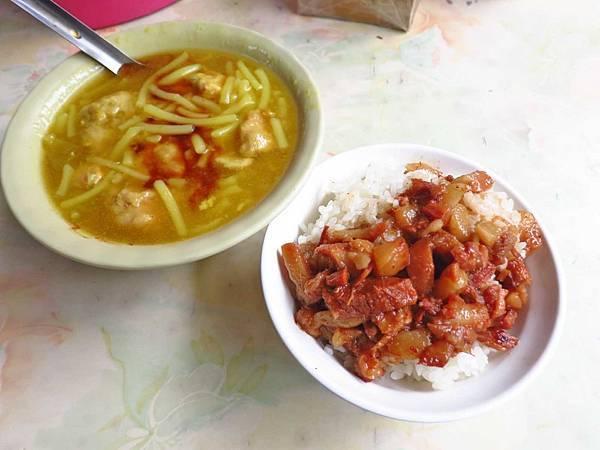 【高雄美食】咖哩鮪魚羹-獨特美味的咖哩鮪魚羹