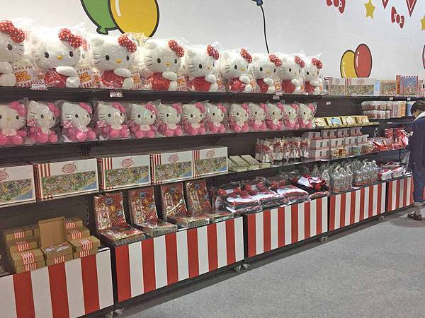 【台北展覽】2016 Hello Kitty Go Around 歡樂嘉年華-hello kitty特展