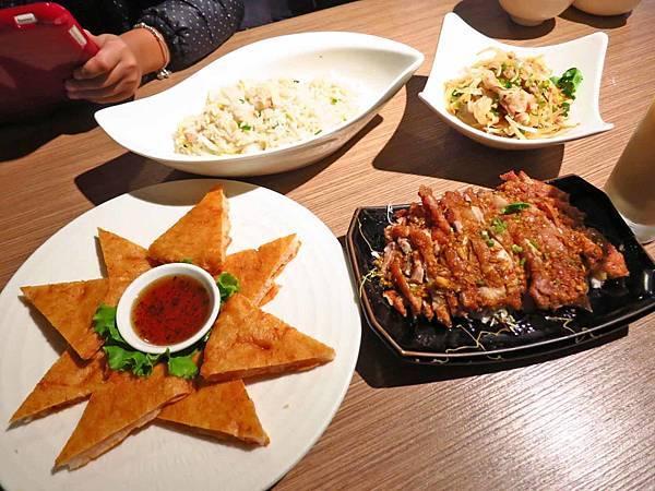 【新莊餐廳】泰味廚房-完全不像泰式口味的泰式餐廳