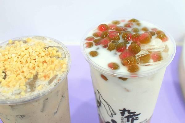 【台北飲料店】丸作食茶-冬季新品給你不一樣的美味-101跨年首選