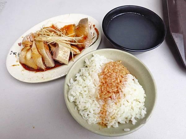【南機場夜市美食】山內雞肉-軟嫩又Q彈的雞肉