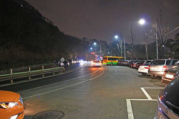 【韓國首爾】N首爾塔-美麗的首爾夜景,附完整纜車、走路、爬山交通資訊