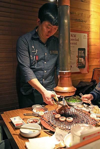 【明洞美食】王妃家-入口即化的韓牛燒烤餐廳
