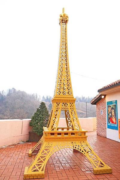 【韓國首爾】小法蘭西(小法國村)-帶有法國風味,來自星星的你拍攝地點