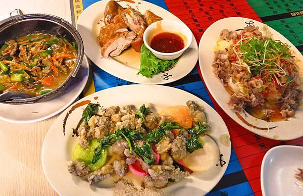 【三重餐廳】三和大盤熱炒-超大份量美味的熱炒店
