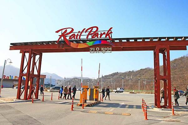 【韓國旅遊】江村Rail Park鐵道自行車-附班次及交通完整資訊