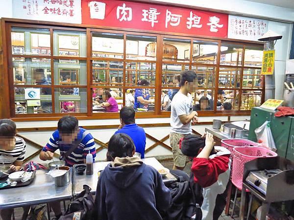 【彰化美食】阿璋肉圓-大排長龍的肉圓老店