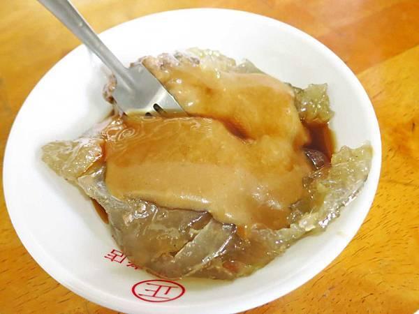 【彰化美食】正彰化肉圓-略甜的肉圓店